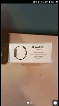 Apple Watch 38mm Series 1 Brand New! Germantown, 20874