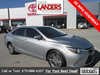 2015 Toyota Camry Rogers, 72758
