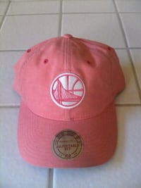 New With Tags Ladys Pink WARRIORS Hat Stockton, 95219