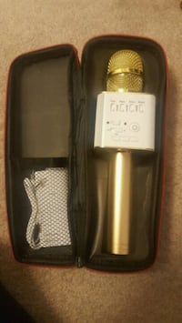 Brand new Karaoke Microphone built in Wireless Speaker
