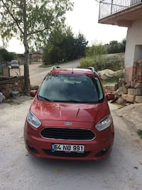 Ford - Tourneo Connect - 2014 Usak