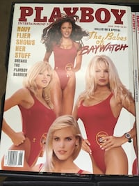 HUGE PLAYBOY!!  Collection with Collector Cases -  Penthouse as well Vancouver, 98683
