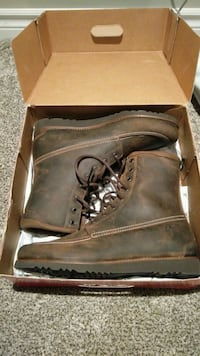 NEW- In Box Motorcycle Shoes Toronto, M3H 6C3