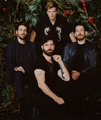 Foals ticket X 2 Orpheum Theatre Row 10 march 18 Vancouver, V6E 3V6
