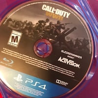 Cod WW2 ps4 Raleigh, 27610