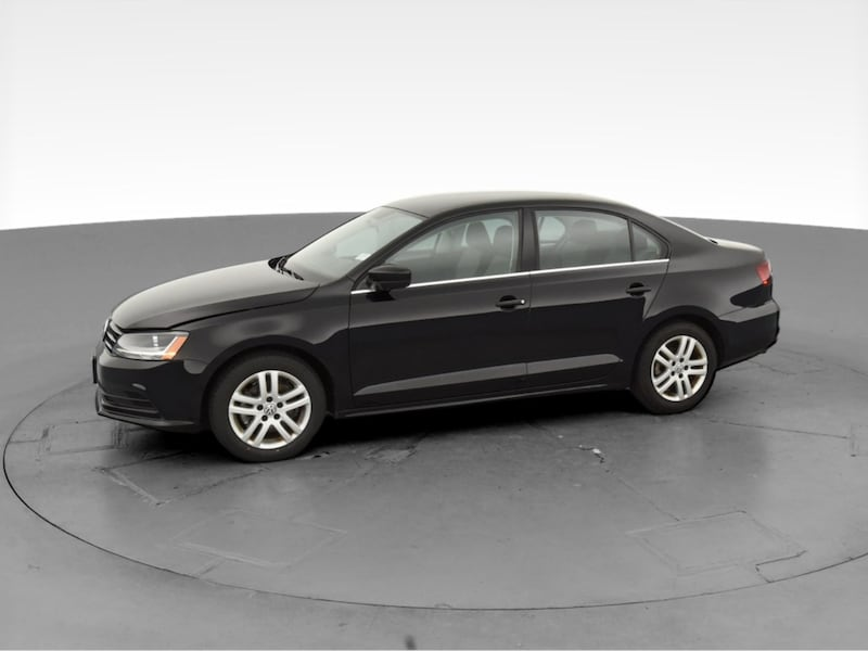 2017 VW Volkswagen Jetta sedan 1.4T S Sedan 4D Black <br /> f2065d29-ed9d-45ea-9863-d0fed41324d2