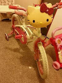 Hello kitty bike in good condition  Woodbridge, 22192