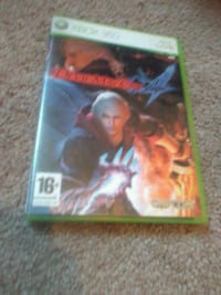 Xbox 360 Devil May Cry 4  539 km