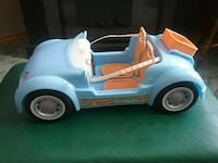 Barbie Bug (car)