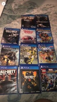Games for sell 20 each 35 for bos4 Las Vegas, 89117