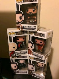 Pop game of thrones  Los Angeles, 90027