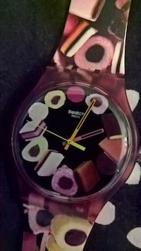 orologio swatch Turin
