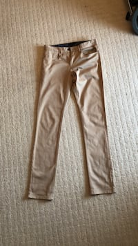 mens slim fit chinos (size: 28x30) New Westminster, V3M