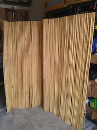 Bamboo room divider Welland