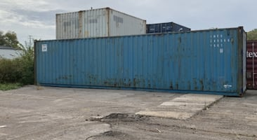 Shipping & Storage Containers Available