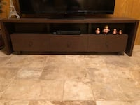TV Stand With 3 Drawers HOUSTON