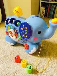Pull and discover activity elephant  Woodbridge, 22193