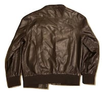 GENUINE Guess Leather Jacket for Men + FREE Shipping within the US! Henderson