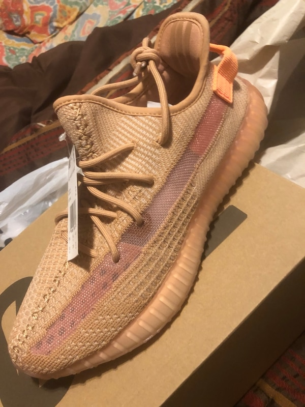 29c59e2b78d8b Used Yeezy Boost 350 Clay for sale in West Babylon - letgo
