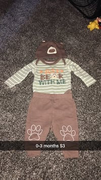 0-3 month boy set Janesville, 53548