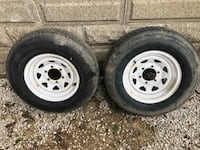 Trailer wheels Youngstown, 44505