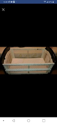 The Cambria Co-Sleeper bedside bassinet Summerfield, 34491