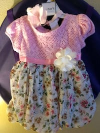 12 month dress with shoes Memphis, 38128