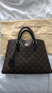 Louis Vuitton Flower Tote Vancouver, V6B 0A2