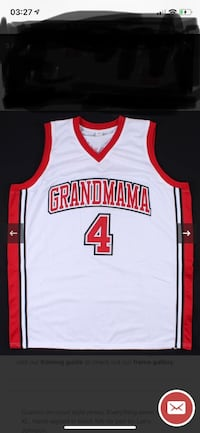 "Larry Johnson Jersey ""Grandmama"" Autographed with Authentication Sioux Falls, 57103"