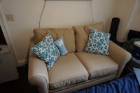 Beige Loveseat Washington, 20009
