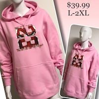 Pink MJ hoodies available  Winnipeg, R2M 1X6