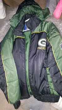 Heavy Packers Jacket Rockford, 61103
