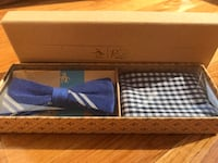 Penguin bow tie and pocket square 37 km