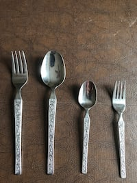 stainless steel Spoon and Fork set Silver Spring, 20902
