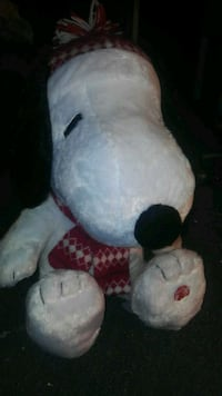 Snoopy plush toy with song  Silver Spring, 20906
