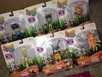 ~BRAND NEW~ BEAT BUGS theme JAY and five of his friends sold as a LOT  991 mi