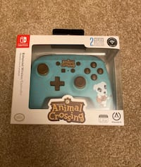 Animal Crossing Controller Nintendo Switch
