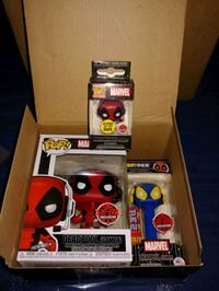 Black Friday Marvel box Deadpool Markham, L3T 4X2
