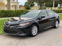Toyota - Camry - 2018 Fort Lauderdale, 33312
