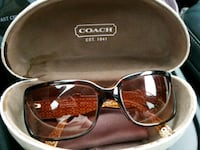 Authentic Coach Sunglasses Like New Excel STOCKRTWN Township, 18040