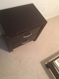 Double bed frame and headboard Brandnew only had for one month Bradford West Gwillimbury