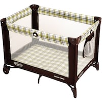 Graco Pack n Play Playard Baby Travel Portable on Go Playpen Ashford Largo