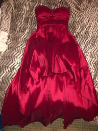 Red party dress  Humble, 77338