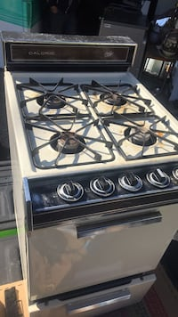 Gas stove upgraded best offer takes it Edmonton