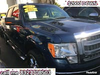 Ford - F-150 - 2013 $2000 DOWN PAYMENT Houston