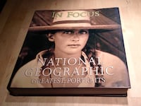 National Geographic Greatest Portraits - (hardcover) Calgary, T3E 2S9