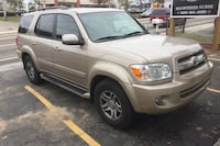 Toyota - sequoia - 2005 Tallahassee