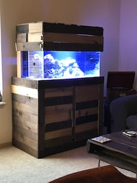 40 gallon complete saltwater setup Conway