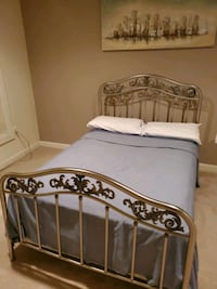 Galileo Bed Frame and Matress Silver Spring, 20905