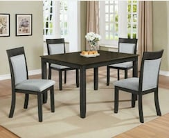 Charlie 5-Piece Dining Room Set